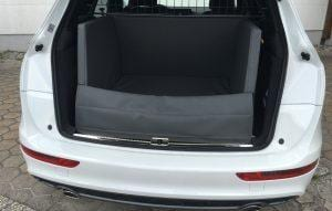 Hundebox Kofferraum
